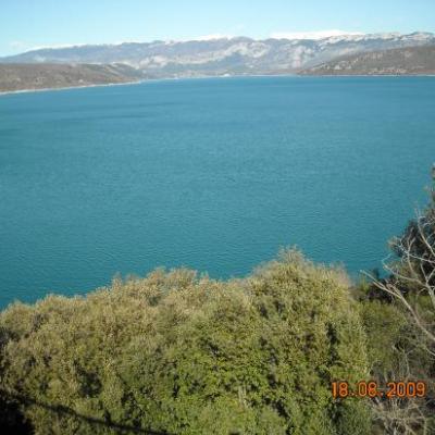 Lac de Ste Croix & Gorges du Verdon