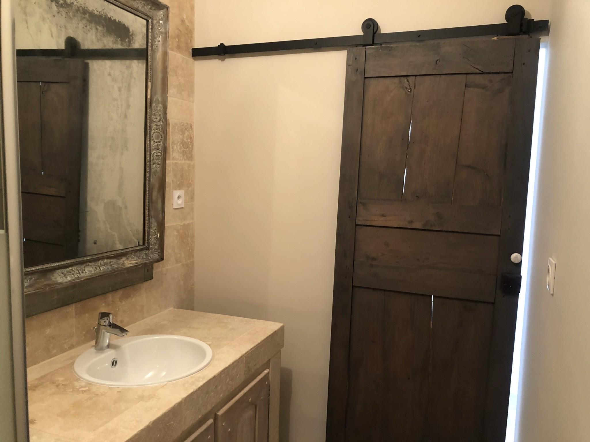 Salle de douche suite Manon des Sources